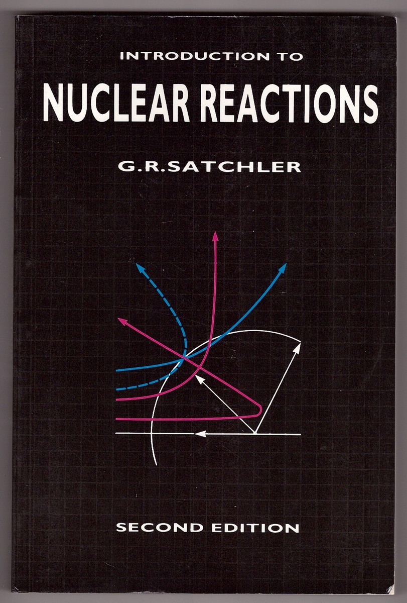 Image for Introduction to Nuclear Reactions