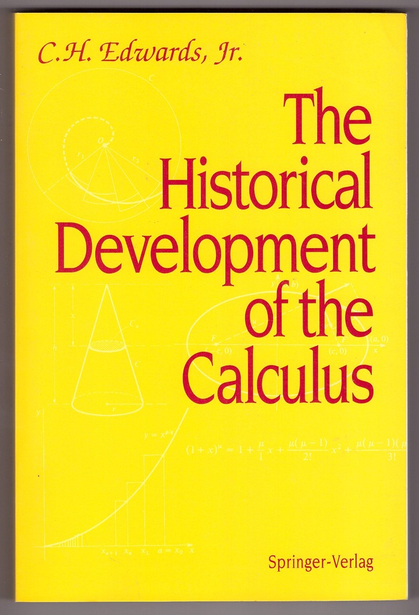 Image for The Historical Development of the Calculus