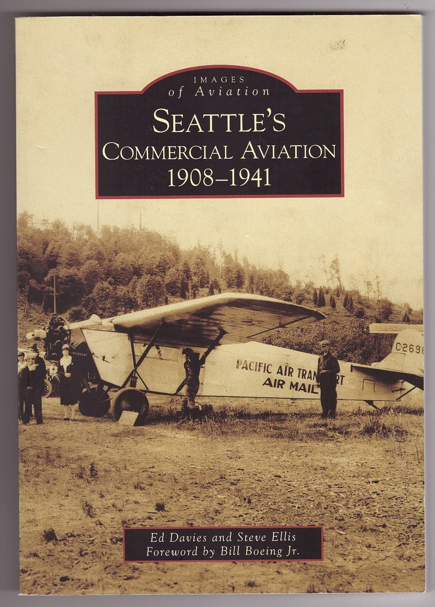 Image for Seattle's Commercial Aviation 1908-1941