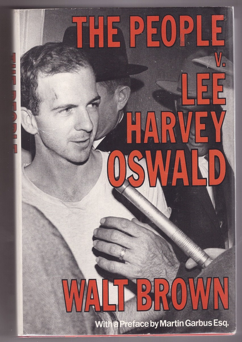 Image for The People V. Lee Harvey Oswald