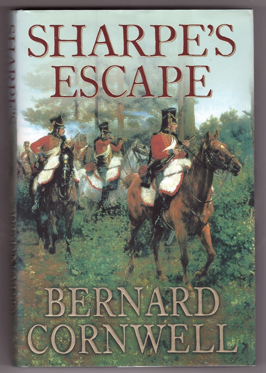 Image for Sharpe's Escape  Richard Sharpe and the Bussaco Campaign, 1810