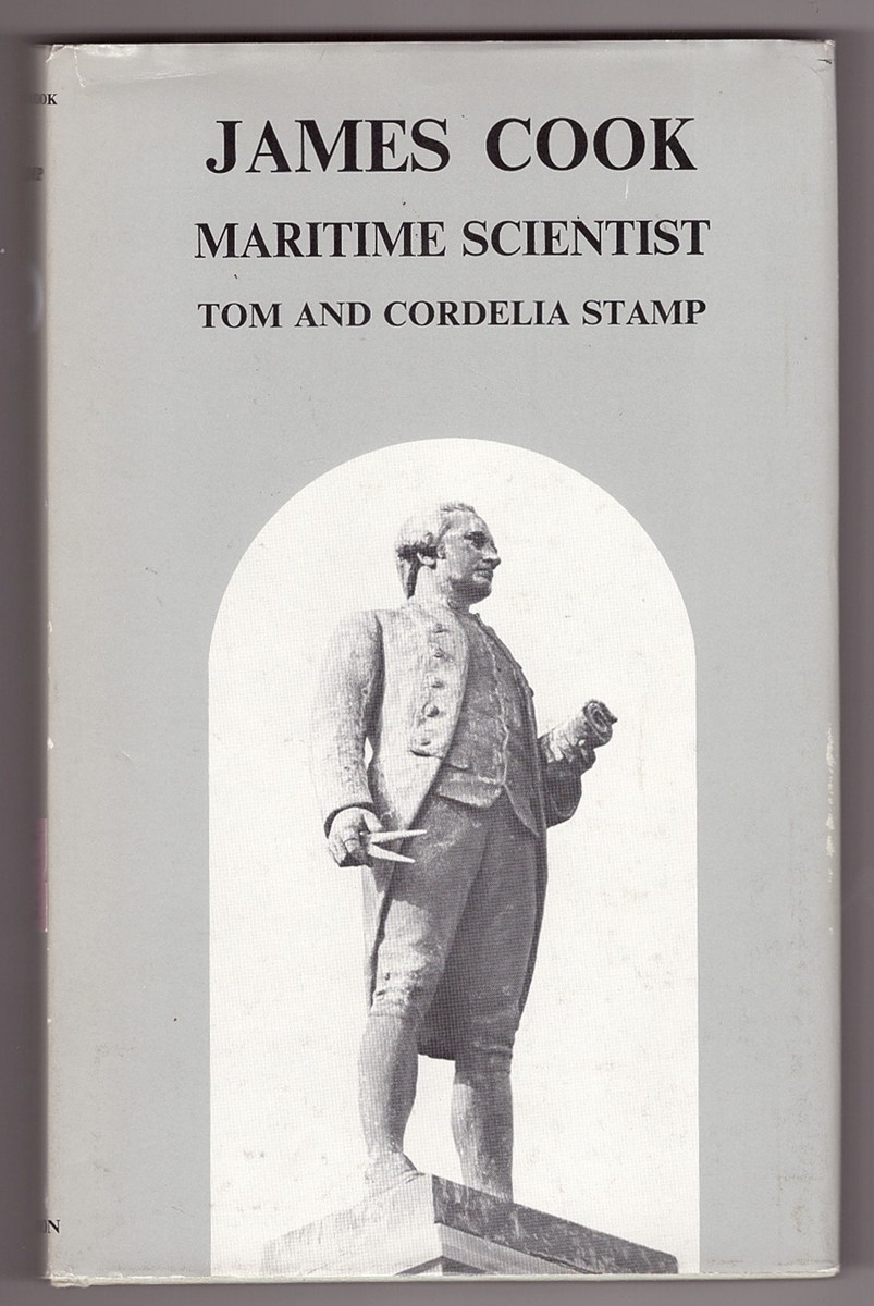 Image for James Cook, Maritime Scientist