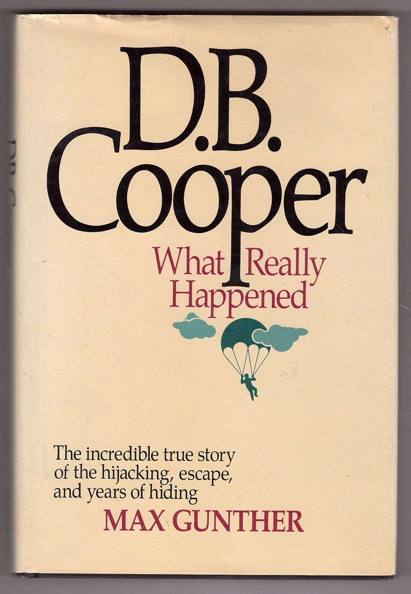 Image for D.B. Cooper  What Really Happened