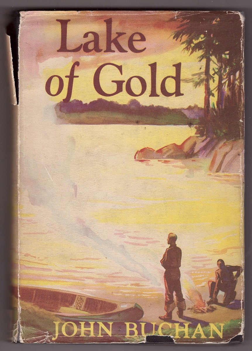 Image for Lake of Gold