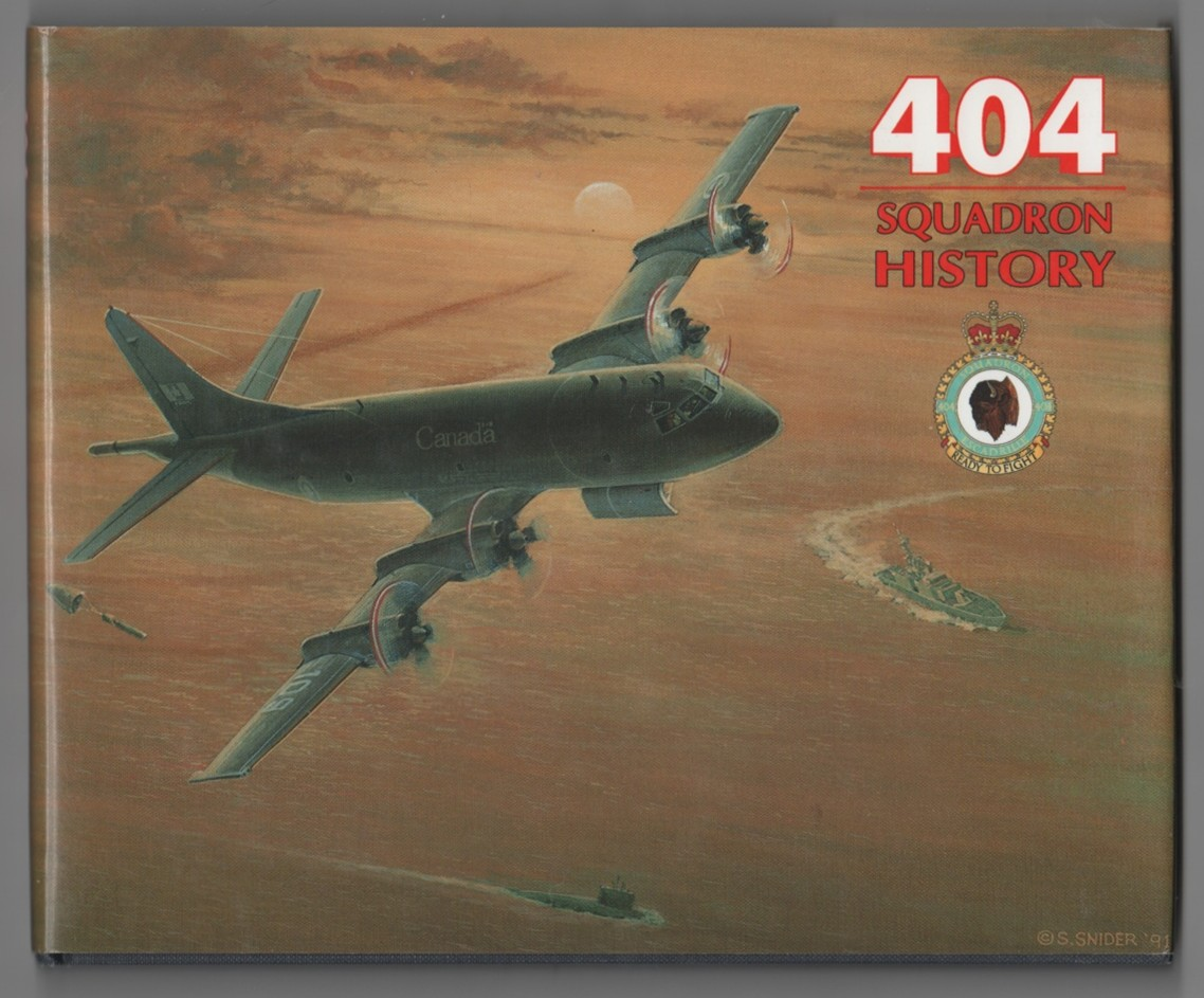 Image for 404 Squadron History