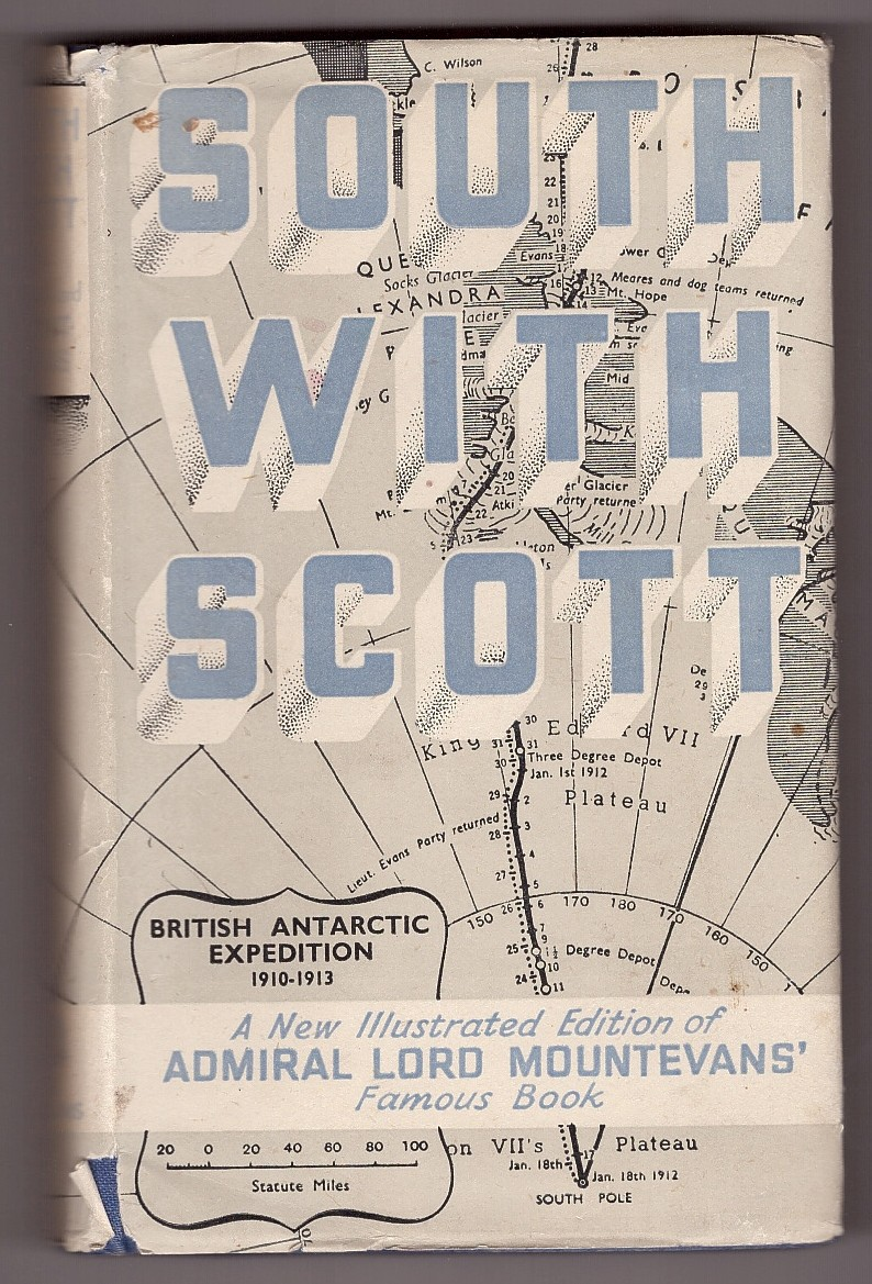 Image for South with Scott