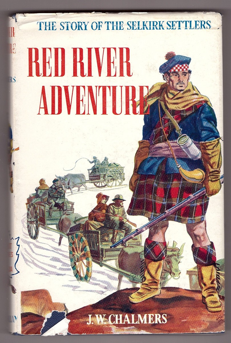 Image for Red River Adventure The Story of the Selkirk Settlers