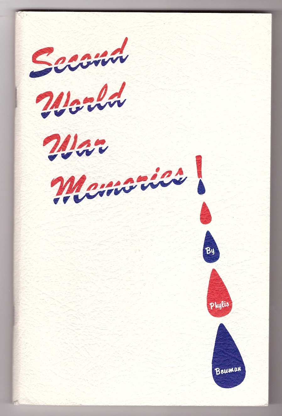 Image for Second World War Memories
