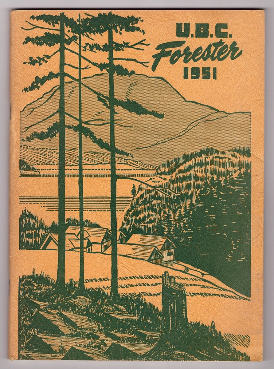 Image for UBC Forester 1951