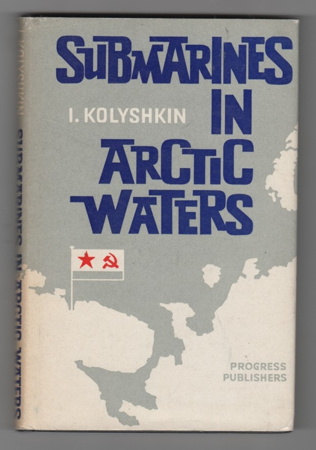 Image for Submarines in Arctic Waters  Memoirs