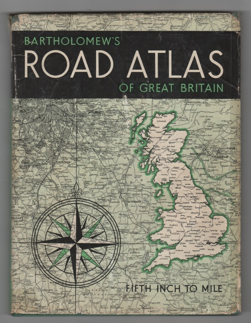 Image for Bartholomew's Road Atlas of Great Britain