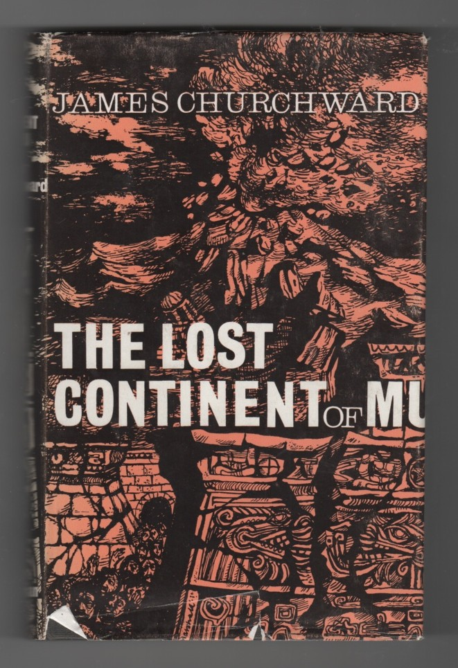 Image for The Lost Continent of Mu