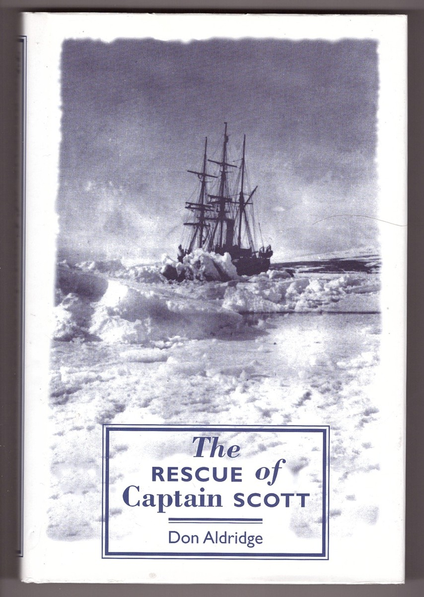 Image for The Rescue of Captain Scott