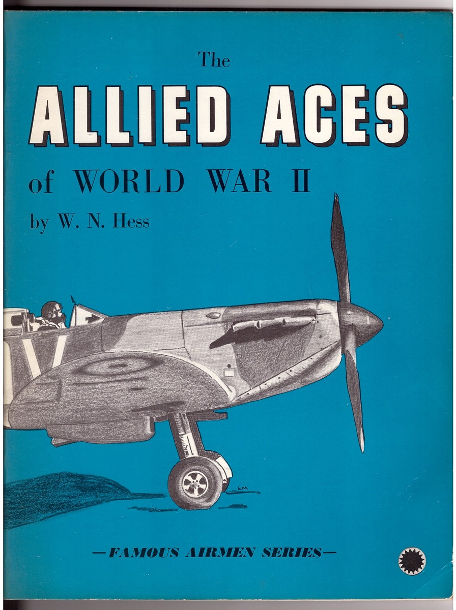 Image for Allied Aces of World War II