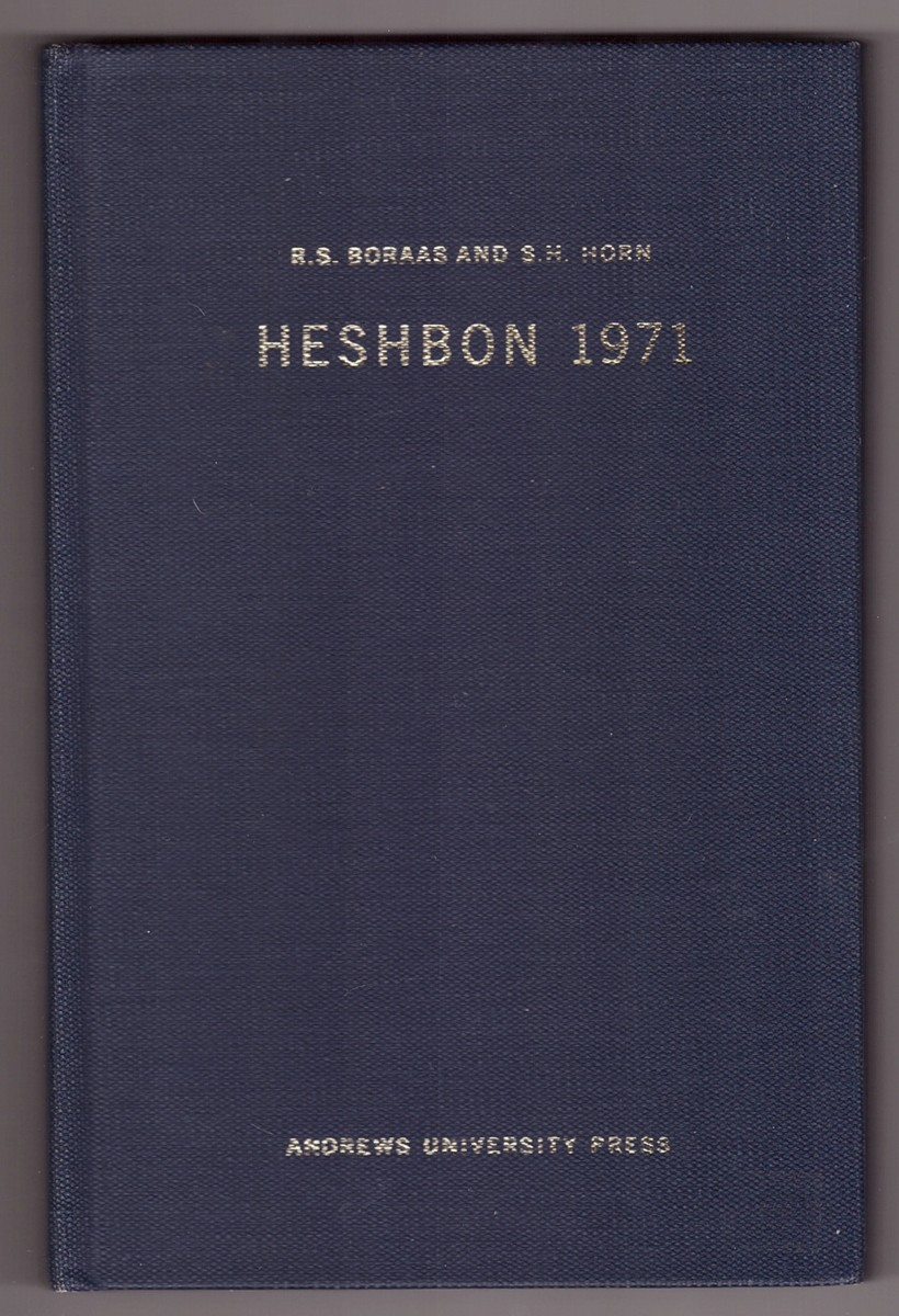 Image for Heshbon 1971  The Second Campaign at Tell Hesban : A Preliminary Report