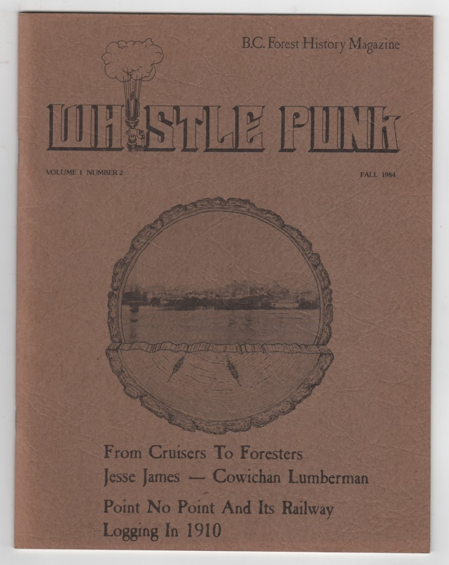 Image for Whistle Punk Volume 1 Number 2 Fall 1984
