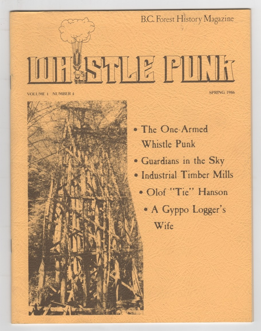 Image for Whistle Punk Volume 1, Number 4,  Spring 1986