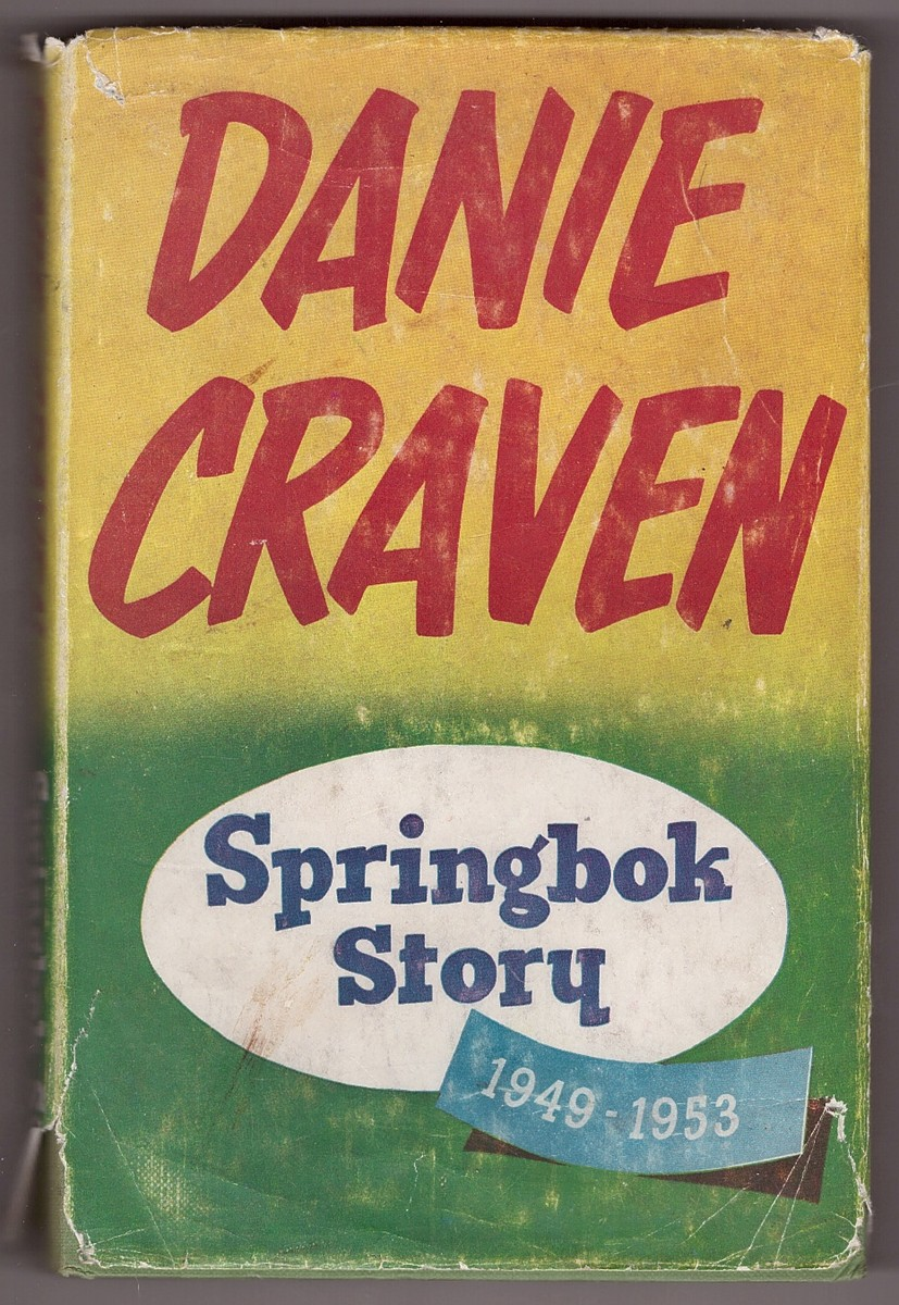Image for Springbok Story 1949 - 1953
