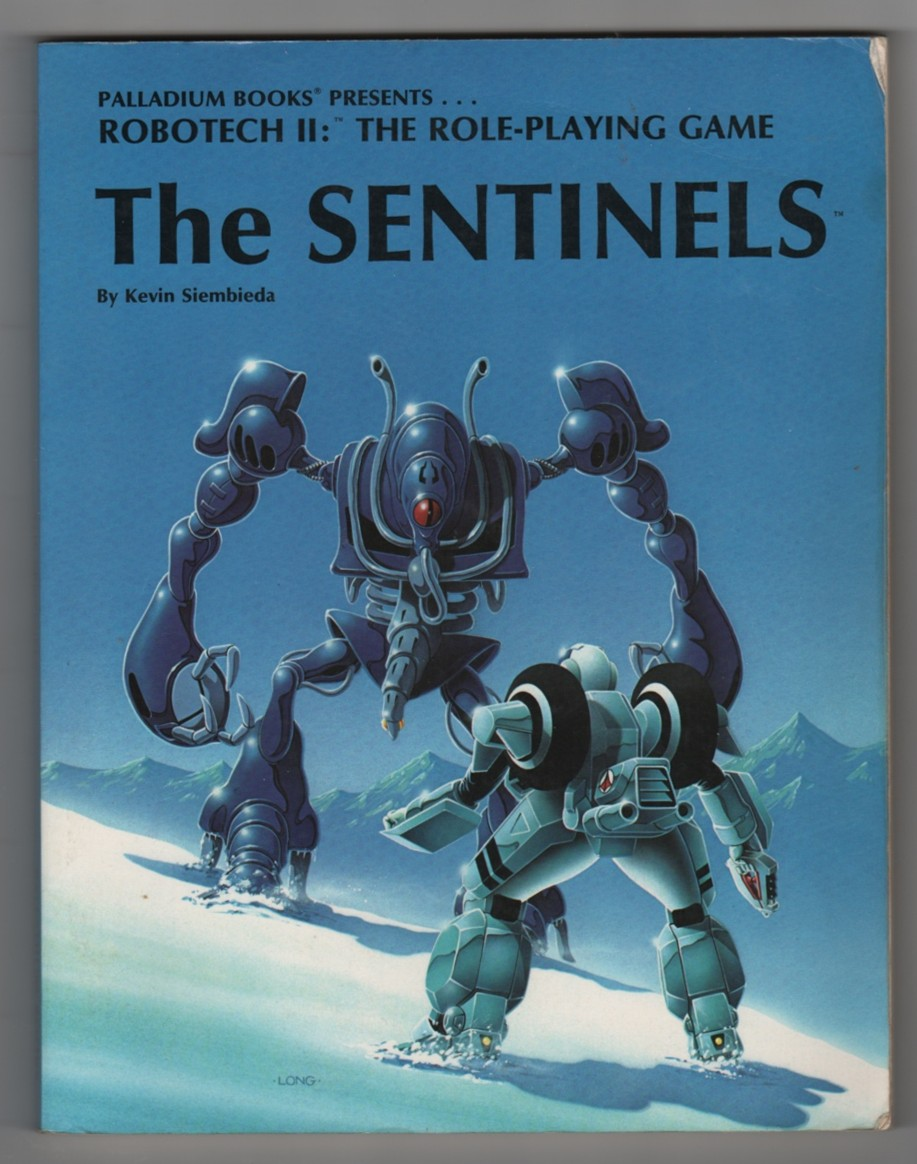 Image for The Sentinels