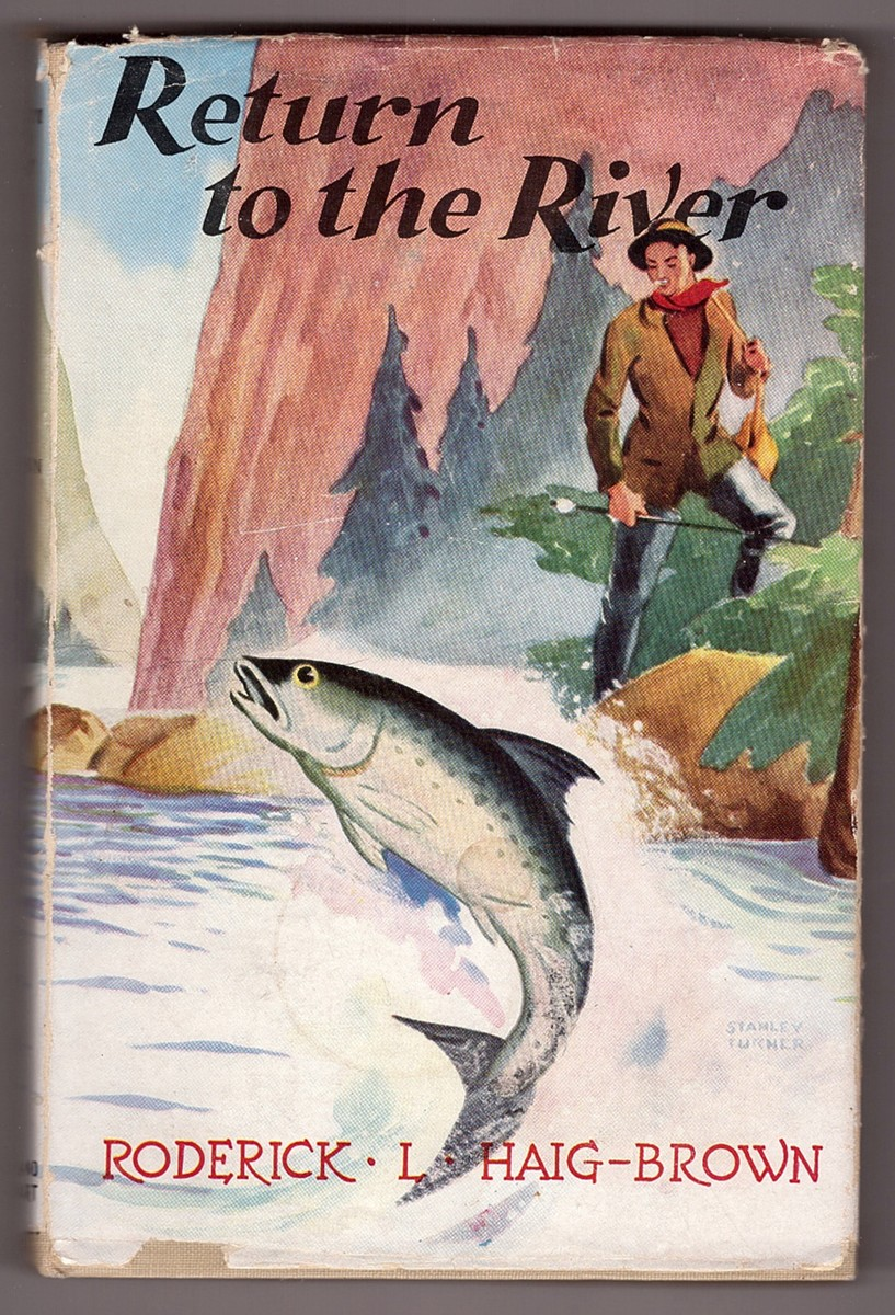 Image for Return to the River A Story of the Chinook Run