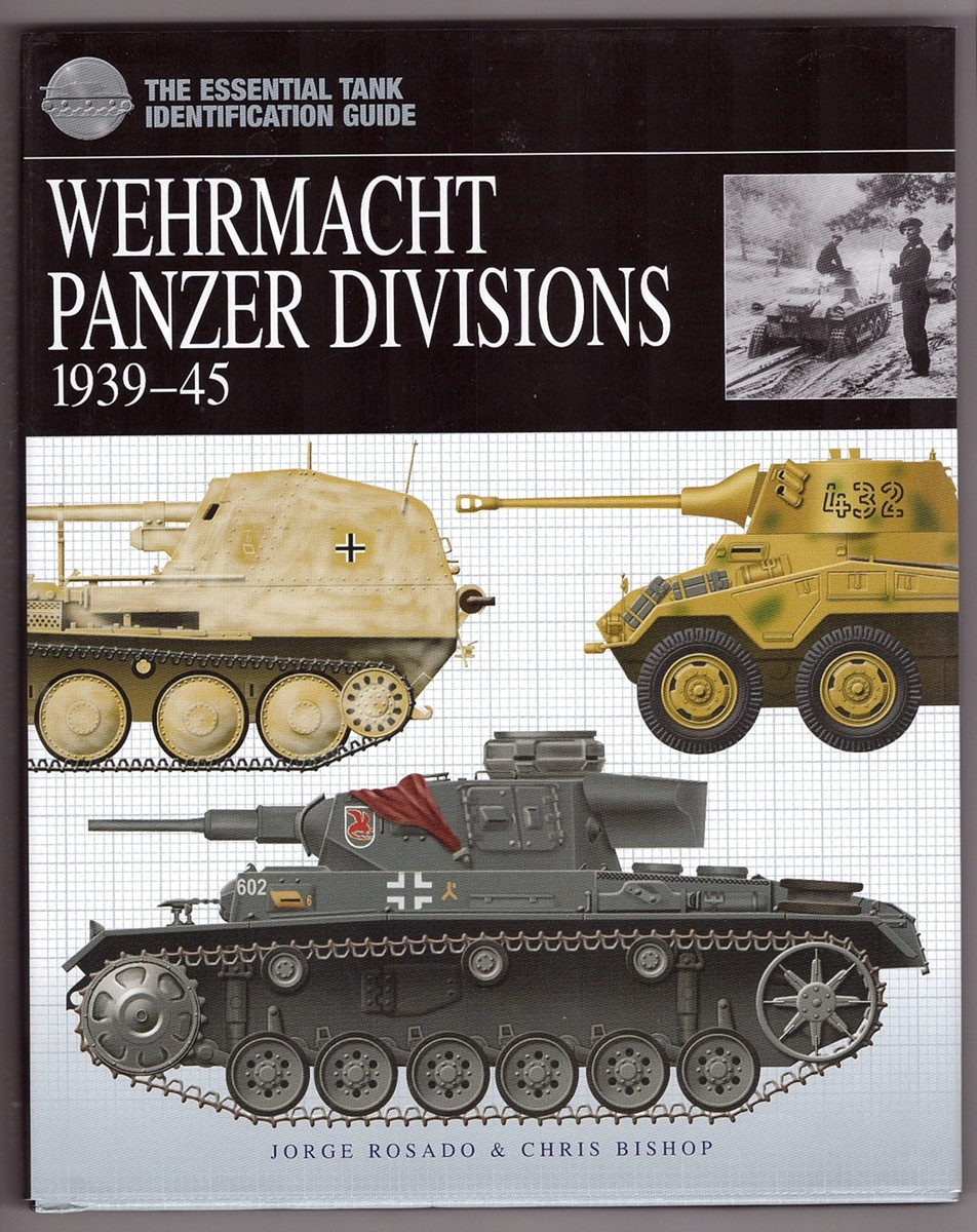 Image for Wehrmacht Panzer Divisions  1939-45