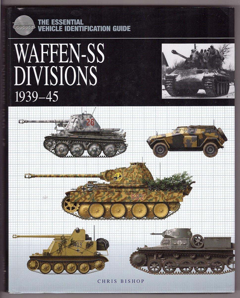 Image for Waffen SS Divisions, 1939-1945
