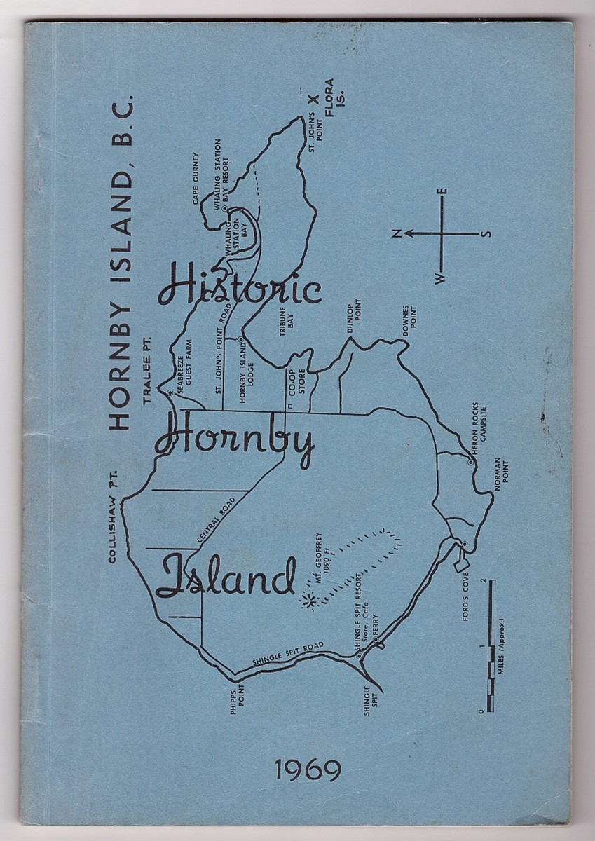 Image for Historic Hornby Island 1969