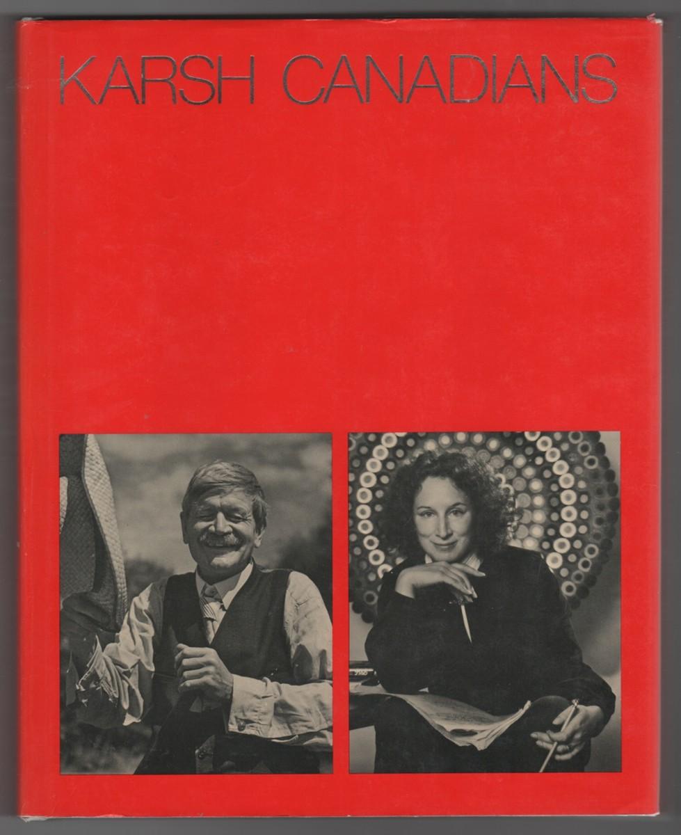 Image for Karsh Canadians