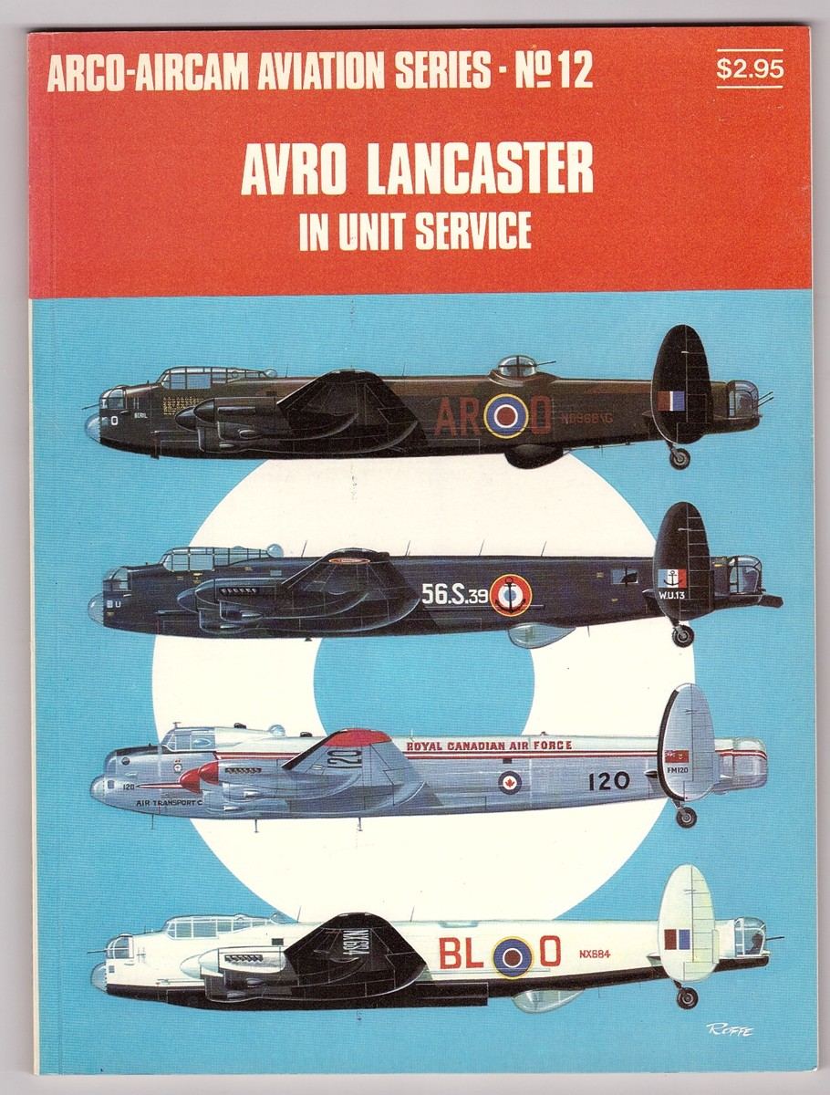 Image for Avro Lancaster in Unit Service,