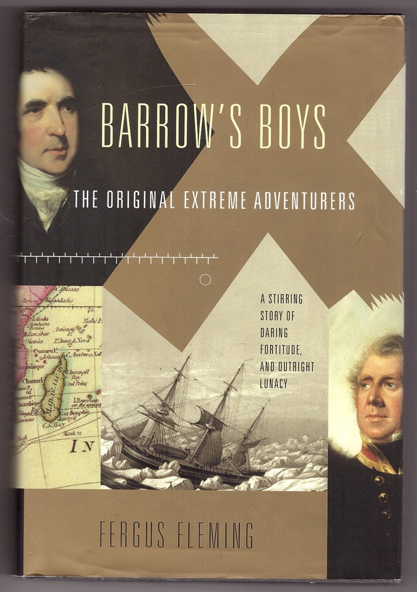 Image for Barrow's Boys; The Original Extreme Adventurers