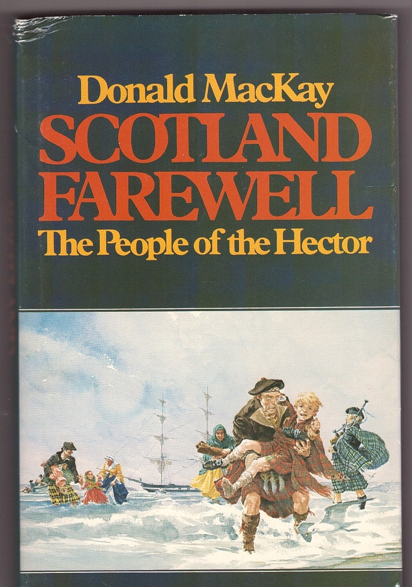 Image for Scotland Farewell  The People of the Hector