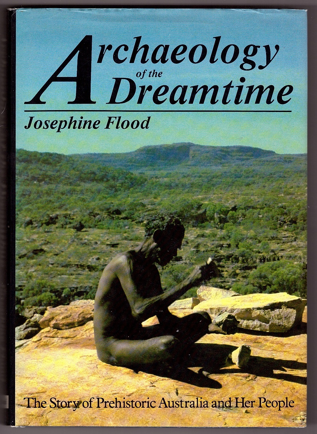 Image for Archaeology of the Dreamtime