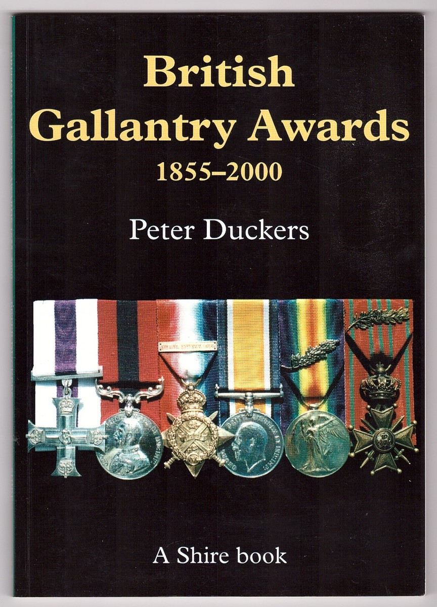 Image for British Gallantry Awards, 1855-2000