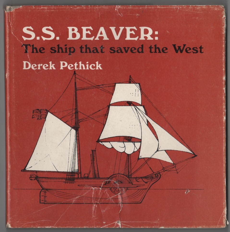 Image for S. S. Beaver   The Ship That Saved the West