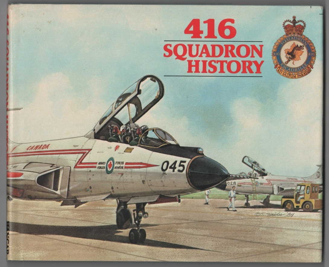 Image for 416 Squadron History