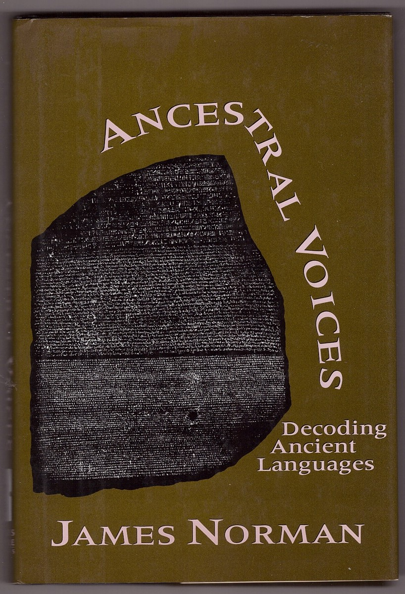 Image for Ancestral Voices  Decoding ancient languages