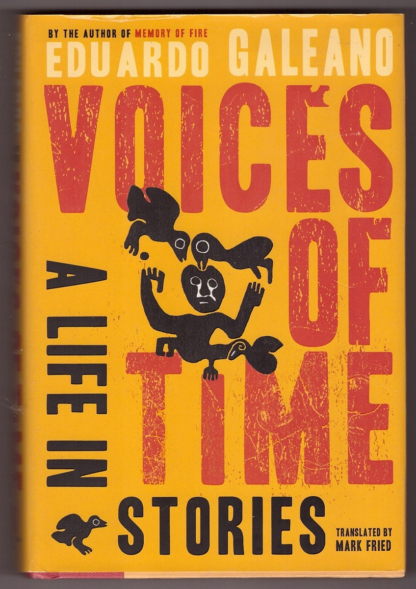 Image for Voices of Time  A Life in Stories