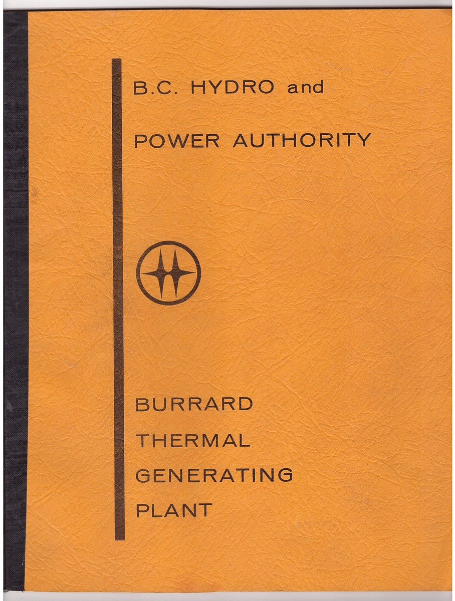 Image for B.C. Hydro and Power Authority Burrard Thermal Generating Plant