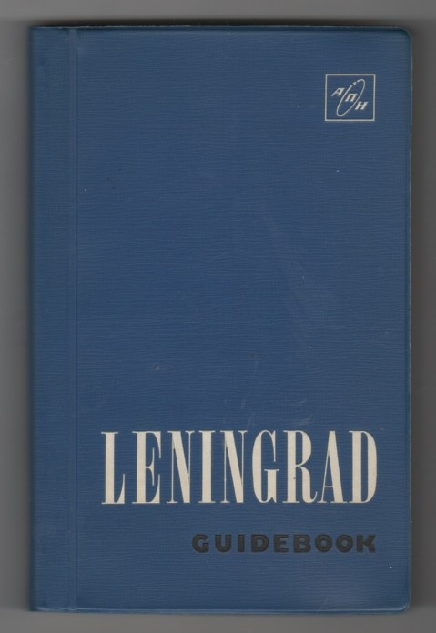 Image for Leningrad; Guidebook