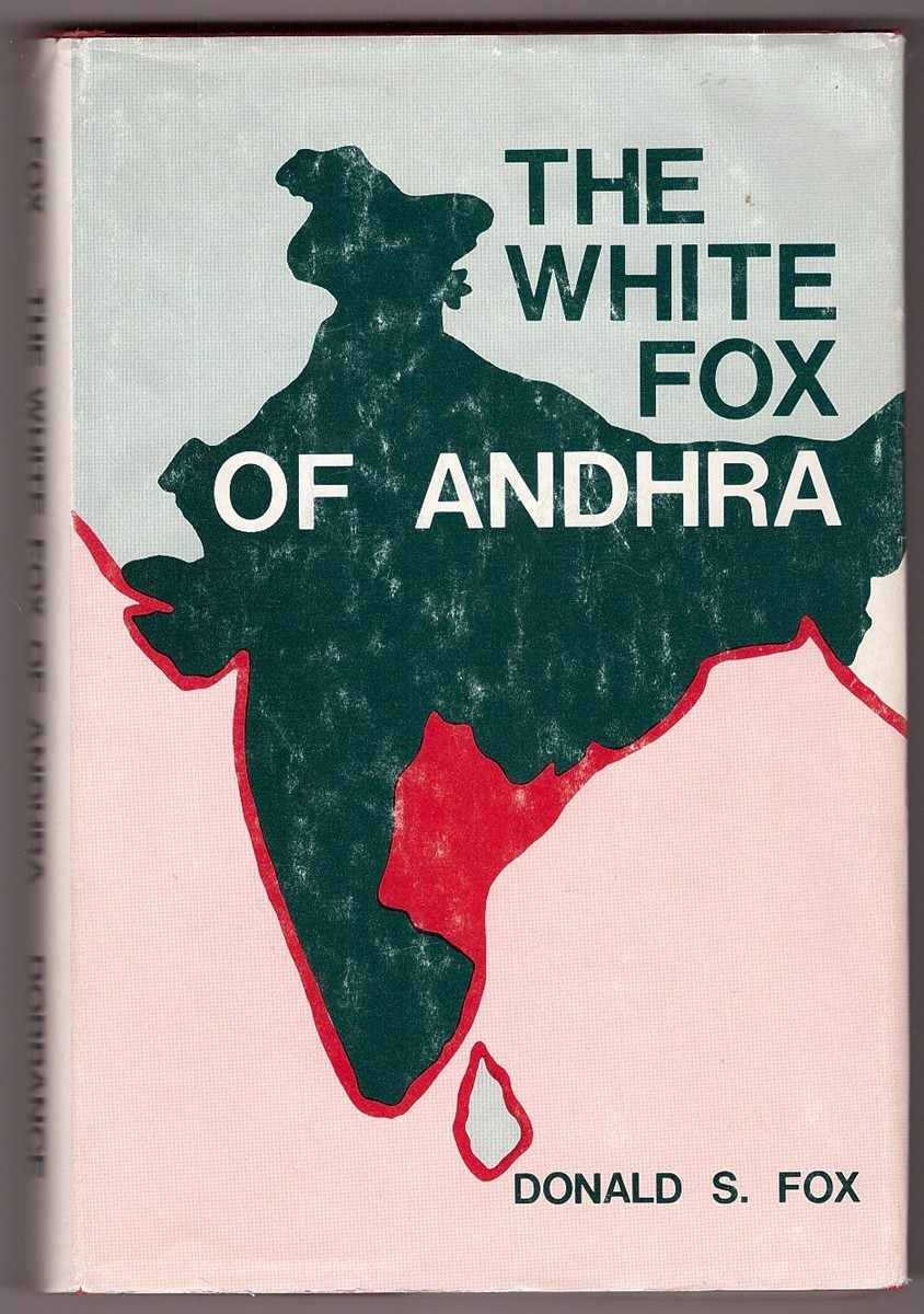 Image for The White Fox of Andhra