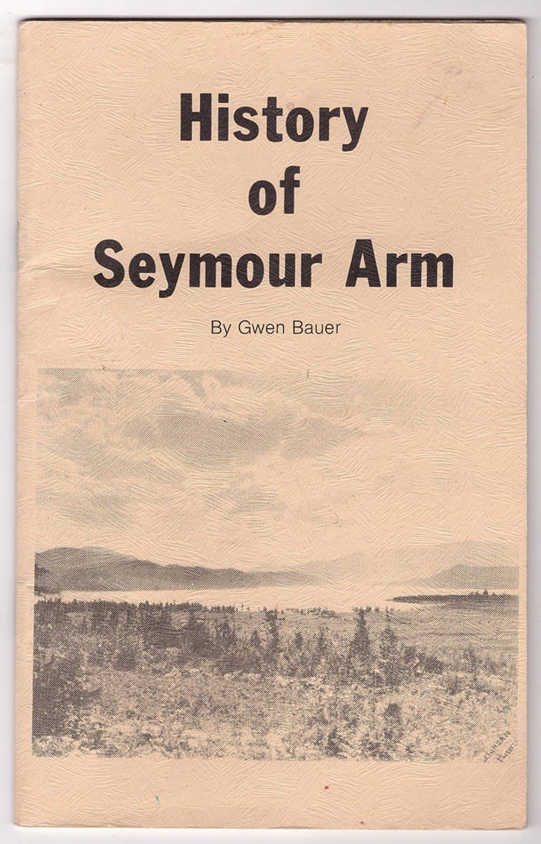 Image for History of Seymour Arm