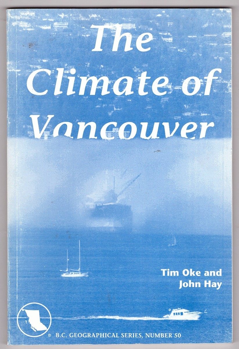 Image for The Climate of Vancouver