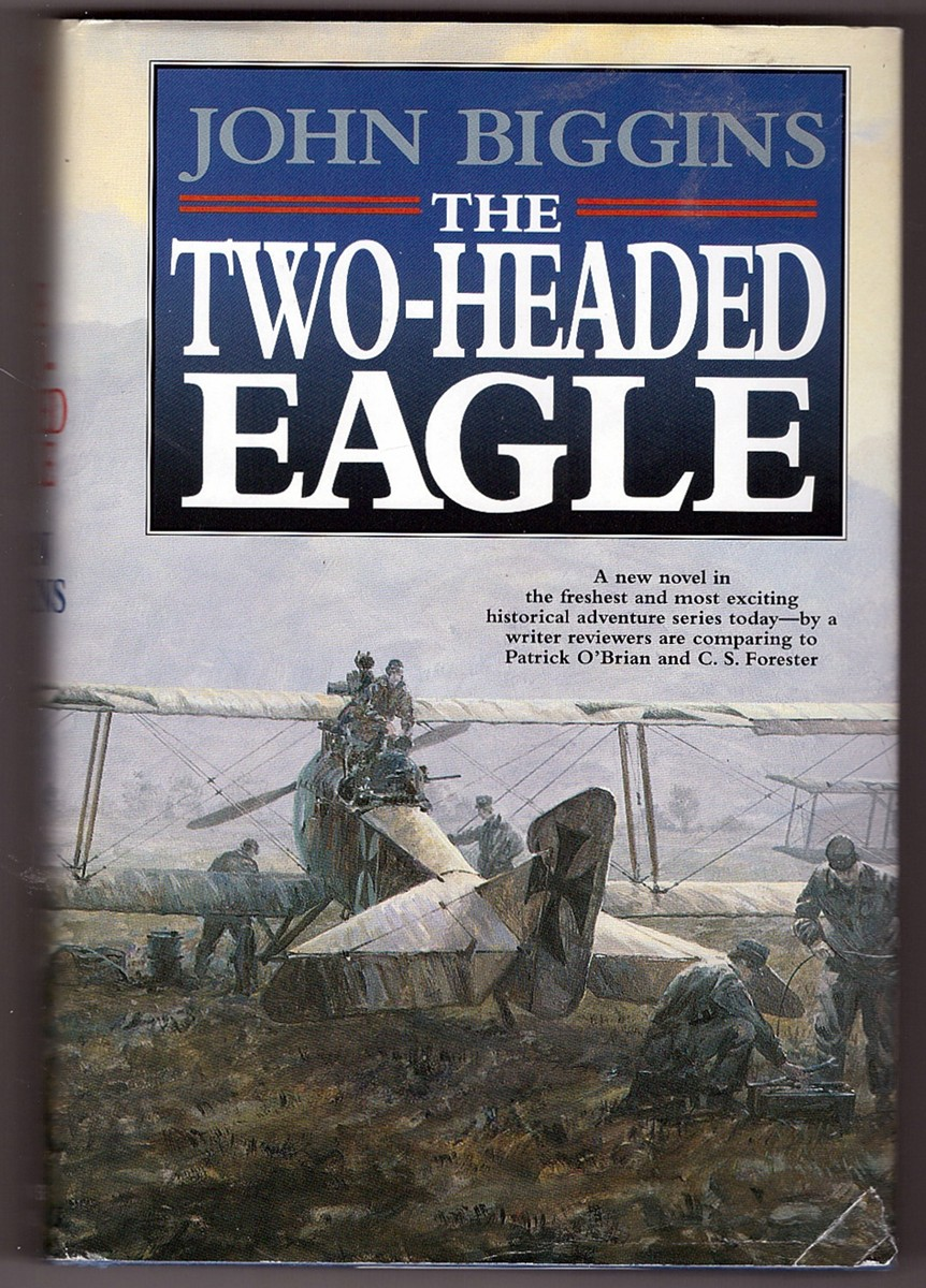Image for The Two-Headed Eagle  A Novel