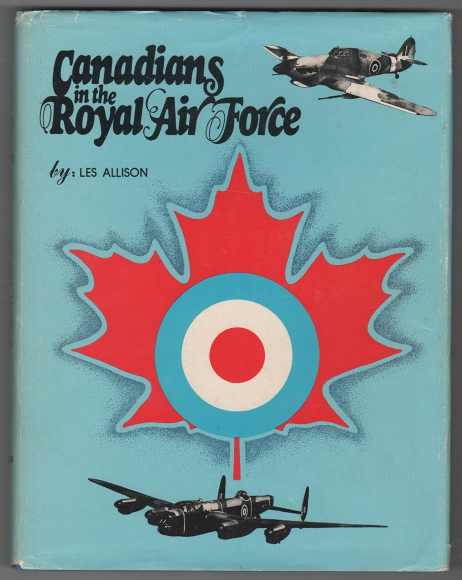 Image for Canadians in the Royal Air Force