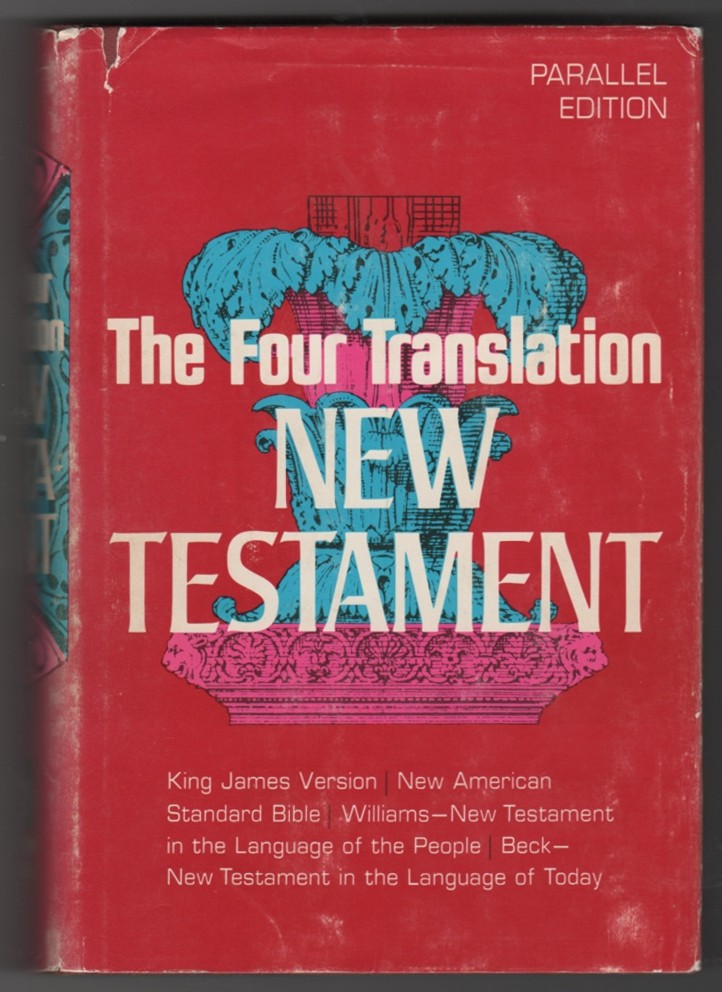 Image for The Four Translation New Testament