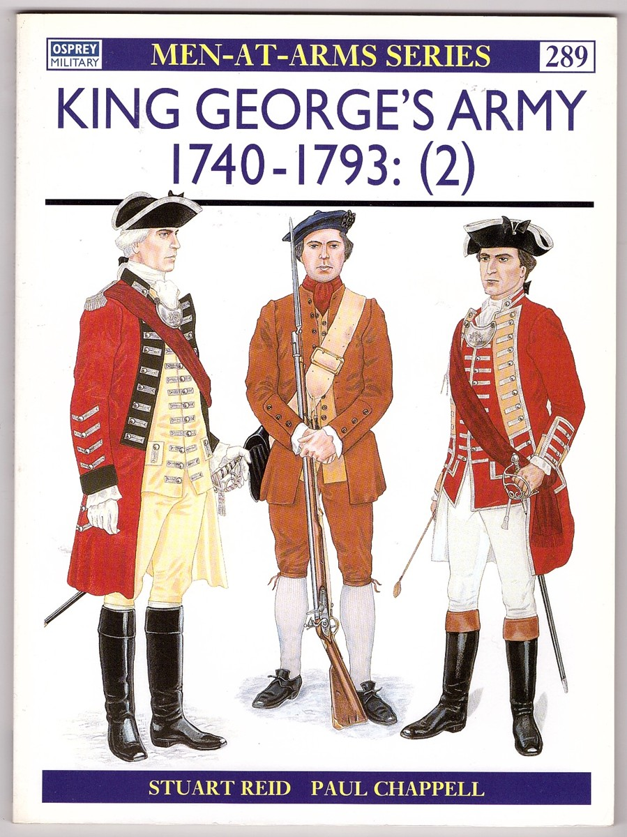 Image for King George's Army 1740 – 1793: (2)