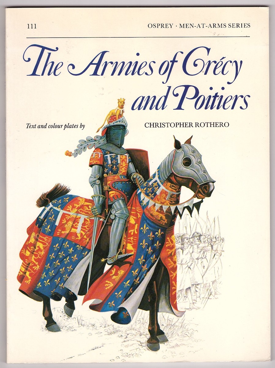 Image for Armies of Crecy and Poitiers