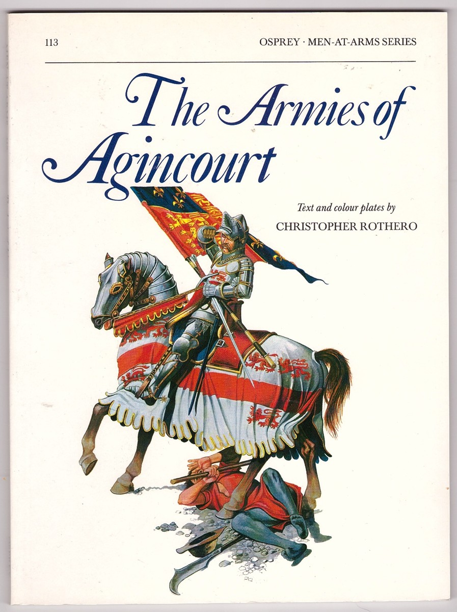 Image for The Armies of Agincourt