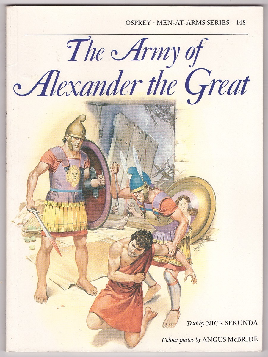 Image for The Army of Alexander the Great