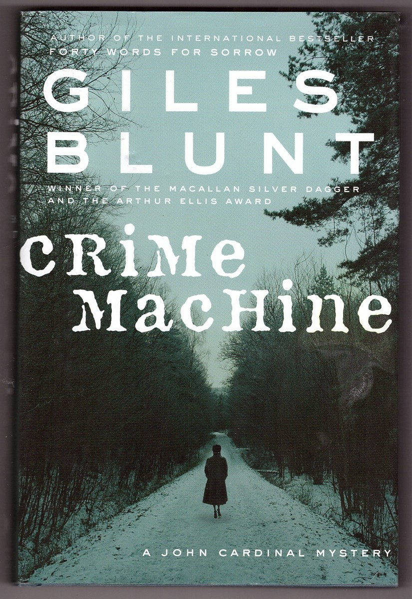 Image for Crime Machine (signed)